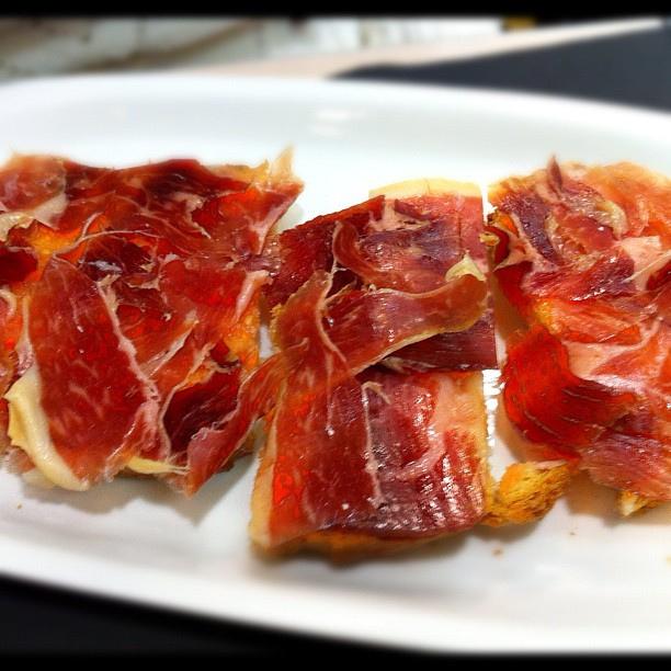 Resultado de imagen de tostadas con tomate