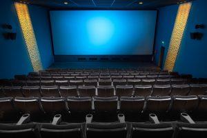 escenario en un teatro vacío