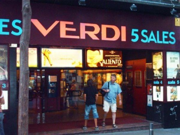 Cine En Versi N Original En Barcelona