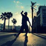 ¡En patines por Barcelona!