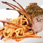 """Receta de """"Cocina en…"""": carré de cordero con costra de hierbas"""