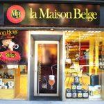 La Maison Belge, un trocito de Bélgica en Barcelona