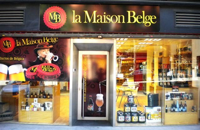 La maison belge un trocito de b lgica en barcelona - La maison barcelona ...