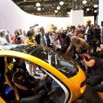 Dos primicias mundiales en el Salón del automóvil de Barcelona