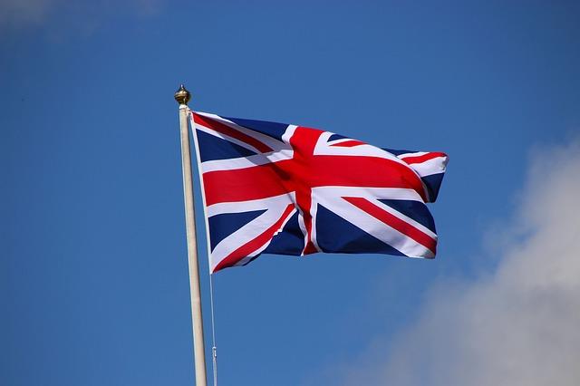 Imagen de la bandera británica
