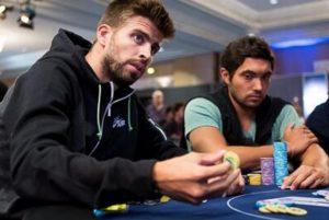 Joueurs de Poker Barcelone