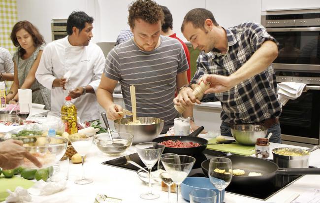 clases de cocina en barcelona