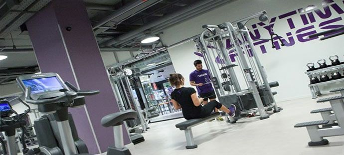 anytime fitness sant cugat del valles