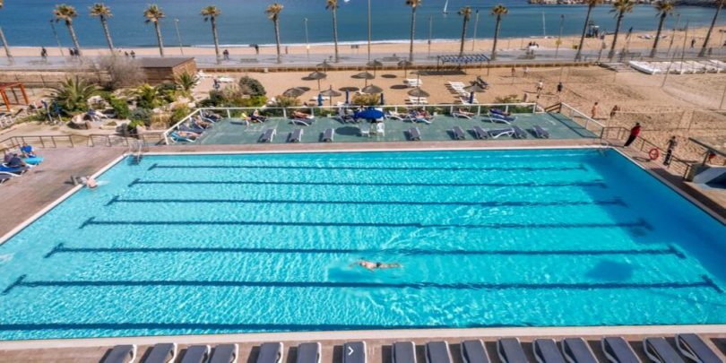 cursos natacion bebes barcelona
