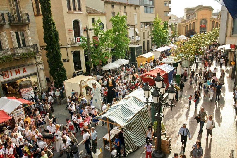 Feria Modernista de Terrassa