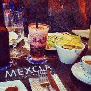 Restaurante Mexcla