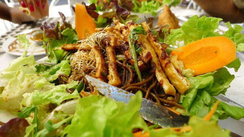 Restaurante vegano Veggie Garden