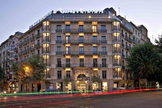 Hotel Axel en Barcelona