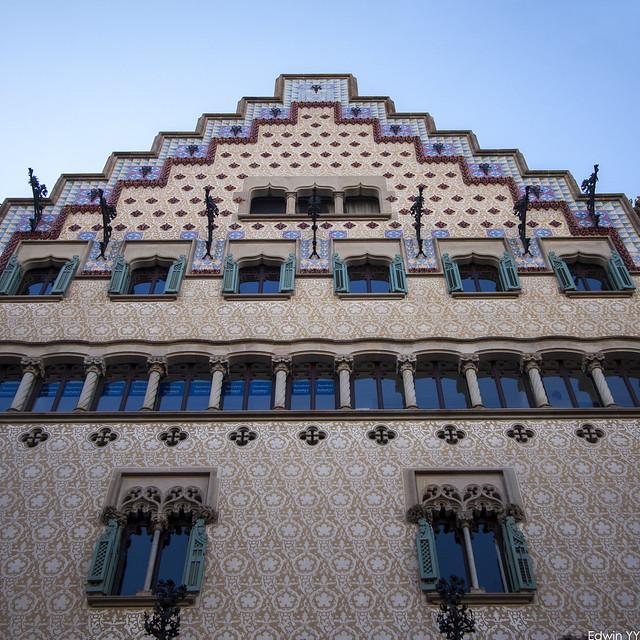 casa amatller paseo de gracia barcelona