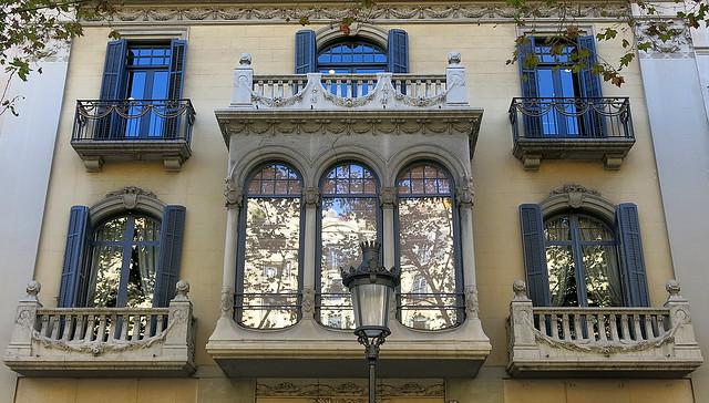 casa mulleras paseo de gracia barcelona