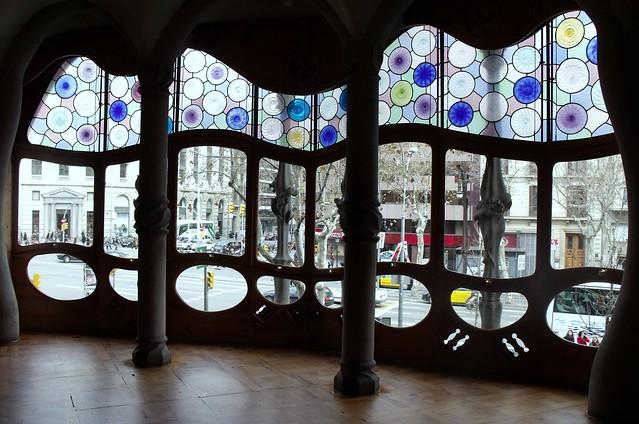paseo de gracia barcelona casa batlló