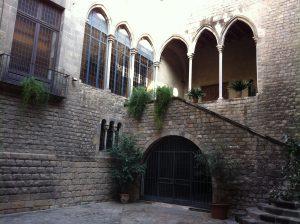 Palau Requesens Barrio Gótico