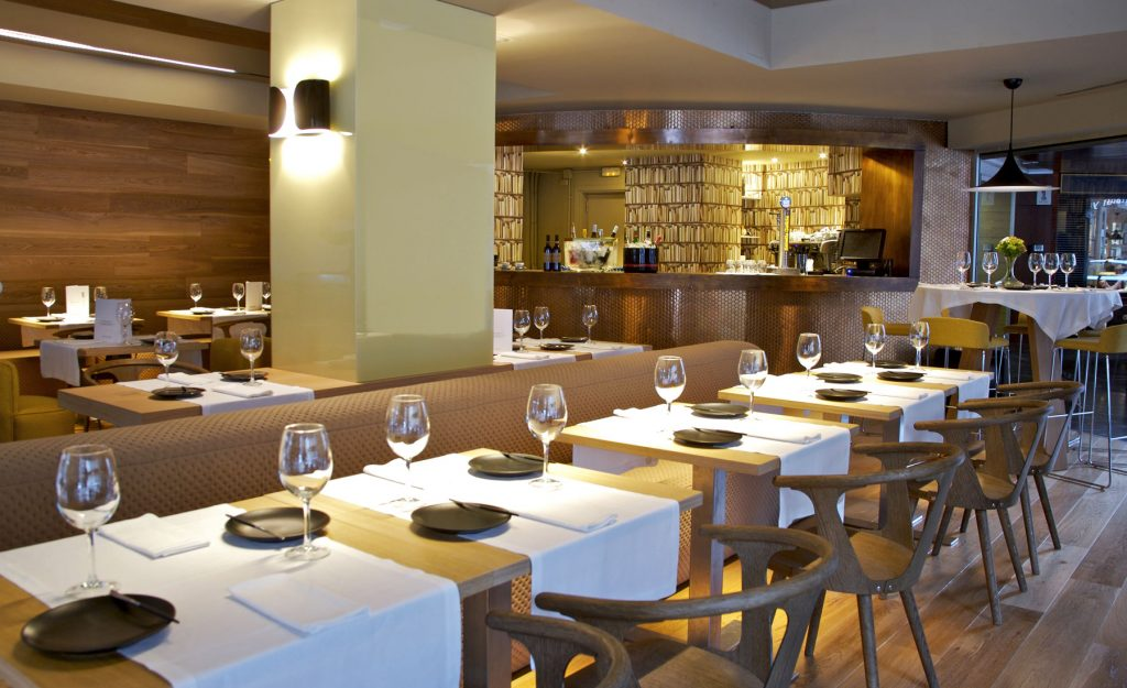 Restaurante Boujis de Barcelona