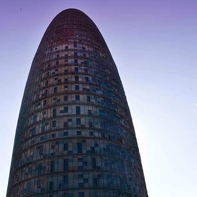 One of Barcelonas most emblematic building Torre Agbar bcn barnahellip