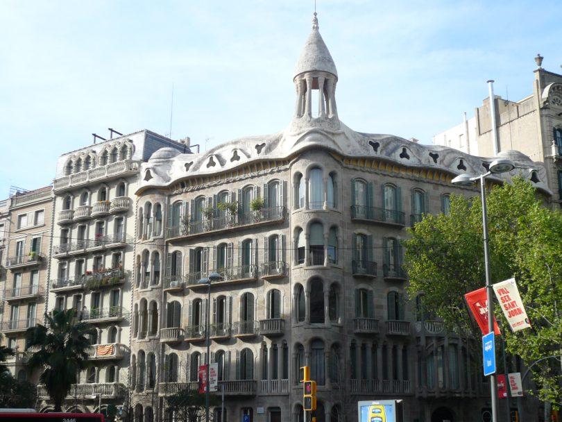 Casa Sarrach Avenida Diagonal