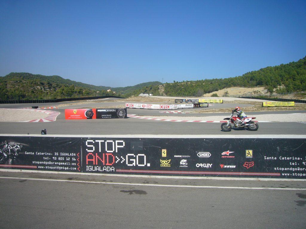 Circuito al aire libre de Castellolí