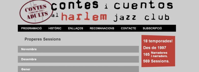 Web oficial de Contes i cuentos