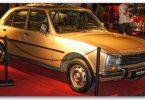 Coches antiguos en Salón Auto Retro