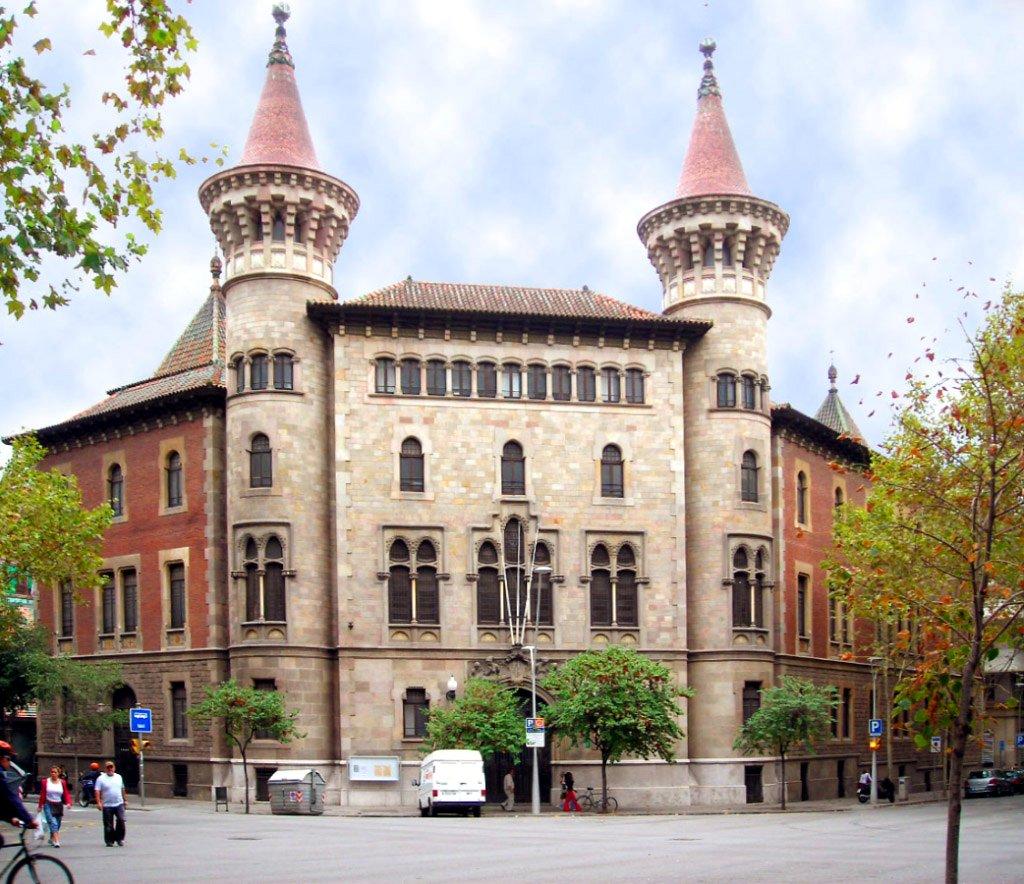 Conservatorio de Barcelona