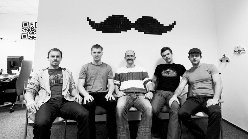 Varios Mo Bros de Movember