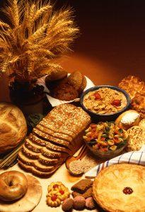Productos con gluten