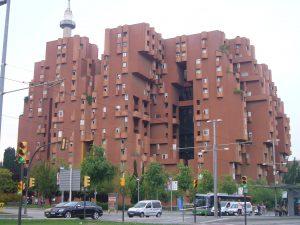 arquitectura barcelona
