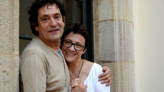 Agustí Villaronga y Blanca Portillo