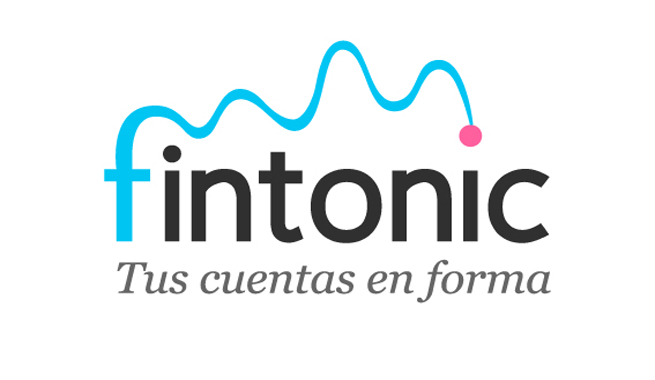 Logo de Fintonic, app sobre cuentas freelance