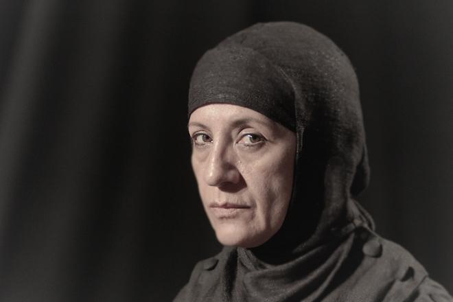 Blanca Portillo en el Testamento de María