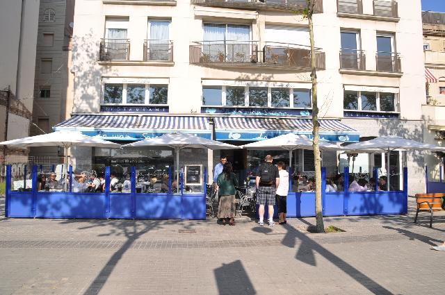 Restaurante La Mar Salada