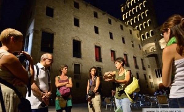 Rutas nocturnas Barcelona