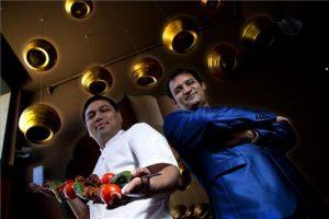Chefs del Rangoli
