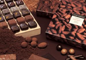 Tiendas de chocolate en Barcelona