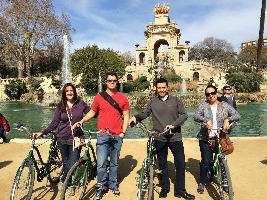 Excursiones en bici de Hi this is Barcelona