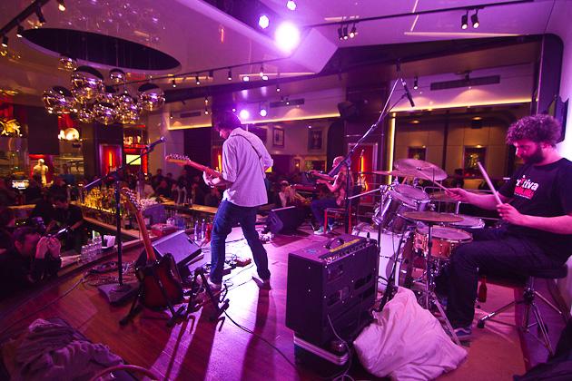 Concierto en el Hard Rock Café