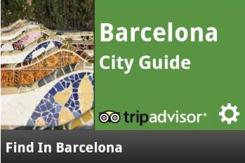 Guía Tripadvisor de Barcelona
