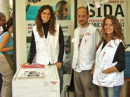 Voluntarios Médicos Sin Fronteras