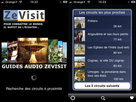 App de Zevisit