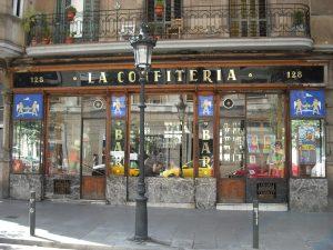 bar la confiteria barcelona