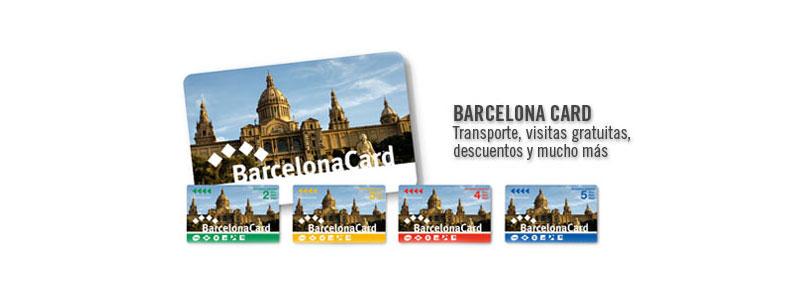 Qué es la Barcelona Card
