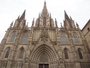 Ruta por el casco antiguo de Barcelona, catedral
