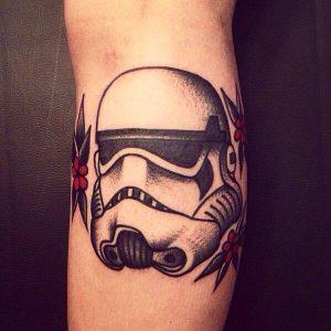 Tatuaje hecho en L'Embruix
