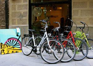 Alquiler bici Barcelona