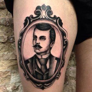 Tatuaje de LTW