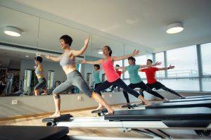 Dónde practicar pilates en Barcelona  69d8ebee7078
